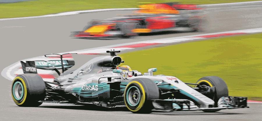 El británico Lewis Hamilton buscará tomar ventaja en el GP de Austin, Texas. (Foto Prensa Libre: Hemeroteca PL)