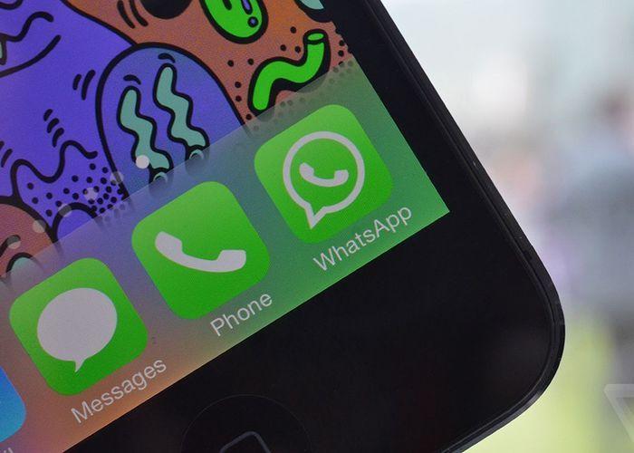 WhatsApp ha incluido varias novedades en su actualización, que de momento está únicamente para iOS (Foto Prensa Libre: Servicios).