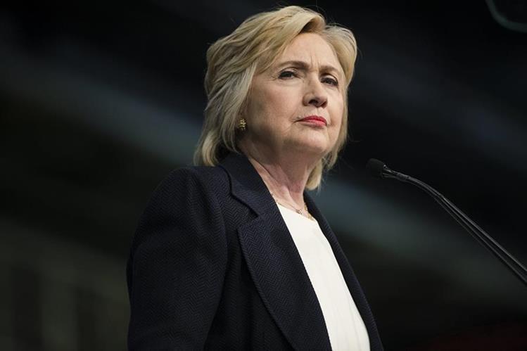 Republicanos solicitan a Justicia de EE. UU. investigar a Hillary Clinton por perjurio. (Foto Prensa Libre: AP).