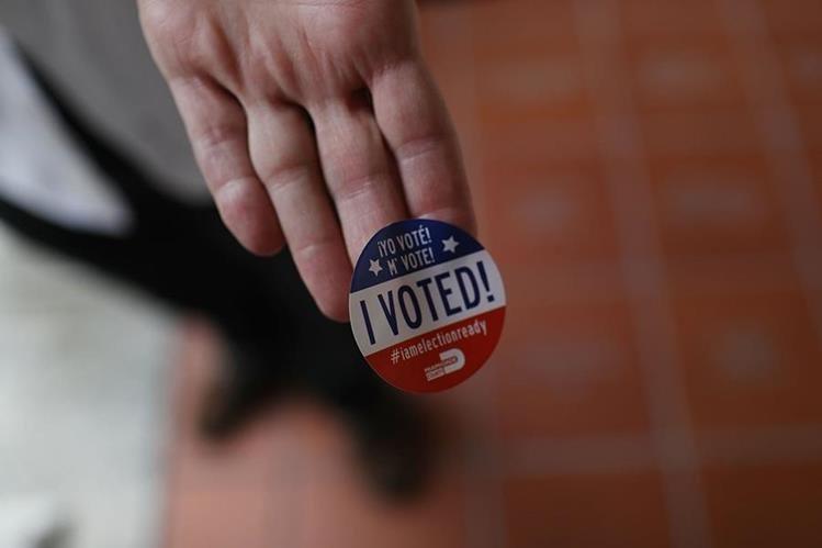 Unos 55 millones de latinos en EE. UU. esperan un gobierno de cambios a partir del 2017. (Foto Prensa Libre: Agencia AFP)