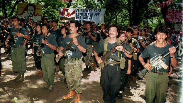 Joaquín Villalobos fue uno de los protagonistas de la desmovilización del FMLN. (AFP).