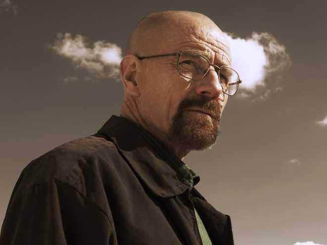 Cranston, en su papel de fabricante de drogas y capo en Breaking Bad. (Foto: Hemeroteca PL).
