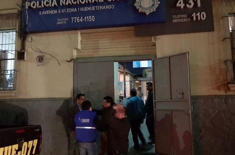 El procurador de Derechos Humanos, Jordán Rodas, vistió anoche y parte de la madrugada centros preventivos en Huehuetenango.