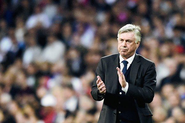 Carlo Ancelotti enfrentará cada uno de los partidos que quedan en Champions y en la Liga como si fueran una final. (Foto Prensa Libre: Hemeroteca PL).