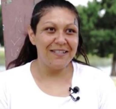 Mónica Mares tienen hoy en día 36 años de edad, tuvo a Caleb de 16. (Foto: Facebook/Mónica Mares).