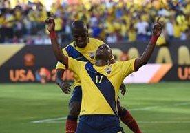 La selección de Ecuador logra el boleto a cuartos de final y sorprende en el torneo.