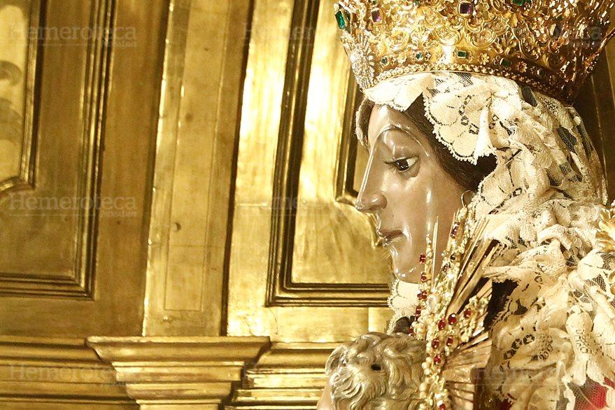 Nuestra Señora del Rosario, es ampliamente venerada por los guatemaltecos. (Foto: Hemeroteca PL)