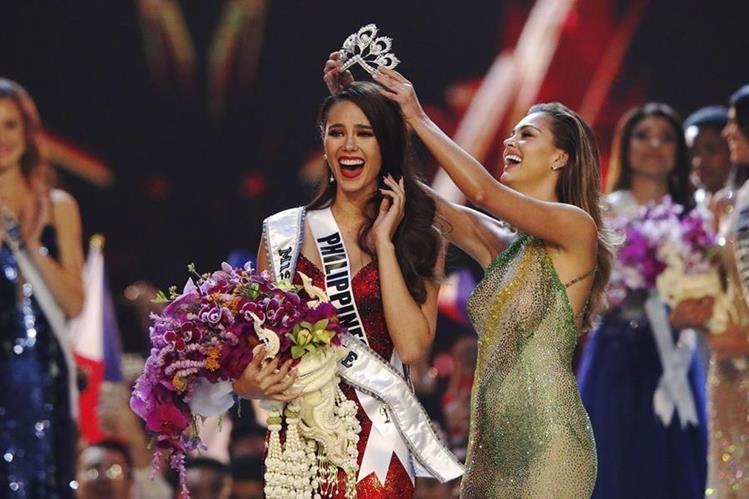 Resultado de imagen para Filipinas, Catriona Gray