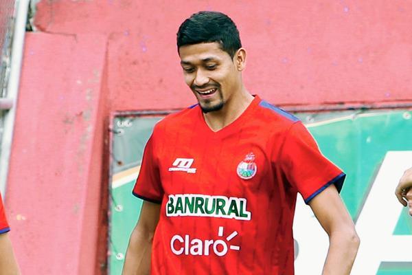 Sergio Trujillo se mostró sorprendido y triste por la noticia. (Foto Prensa Libre: Hemeroteca PL)