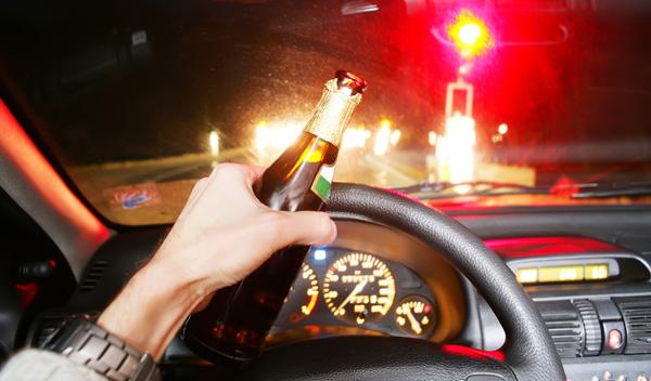 (Imagen de referencia). Los conductores ebrios son un peligro al volante. (Foto: Internet).