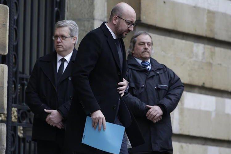 Ministro belgas presentan renuncia por errores tras atentados. (AFP)