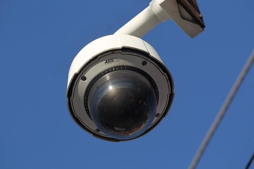 Las cámaras que funcionan lo hacen de forma parcial, pues muchas de las imágenes que se comparten no son en tiempo real. (Foto Prensa Libre: Hemeroteca PL)