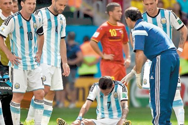 El pasado 5 de julio, el estadio Mané Garrincha fue sede del  juego mundialista entre las selecciones de  Argentina y Bélgica durante la Copa del Mundo de Brasil 2014. (Foto Prensa Libre: Hemeroteca PL)