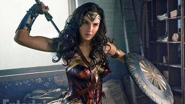 Gal Gadot interpreta a Diana, la amazona que se convierte en la heroína Wonder Woman. (Foto Prensa Libre: cnet.com).