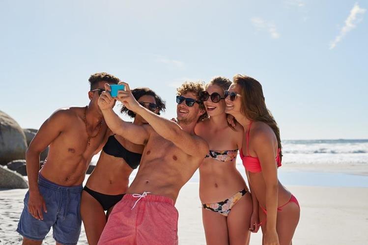 """El """"cuerpo de playa"""" se logra con constancia, ejercicio y una dieta saludable. Lo importante es que se sienta bien, seguro y confiado. (Foto Prensa Libre: Servicios)."""