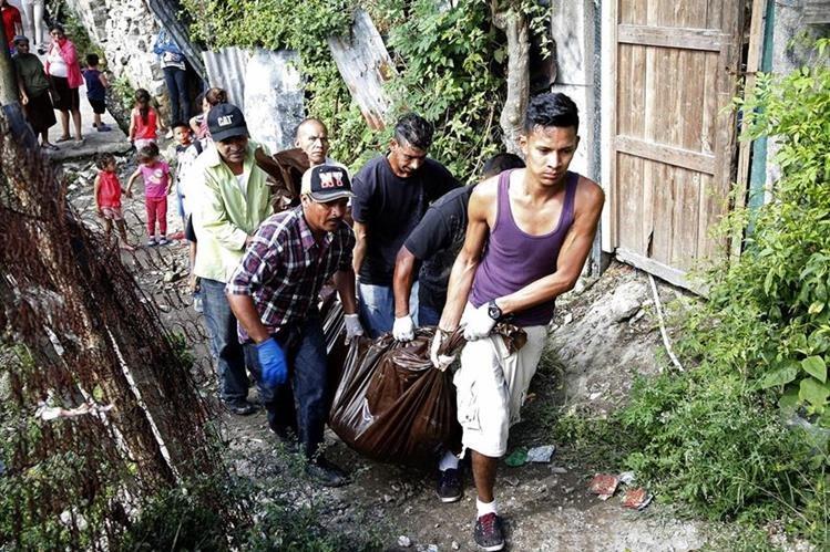 Tres masacres fueron perpetradas en Honduras en una semana. (Foto Prensa Libre: AP)
