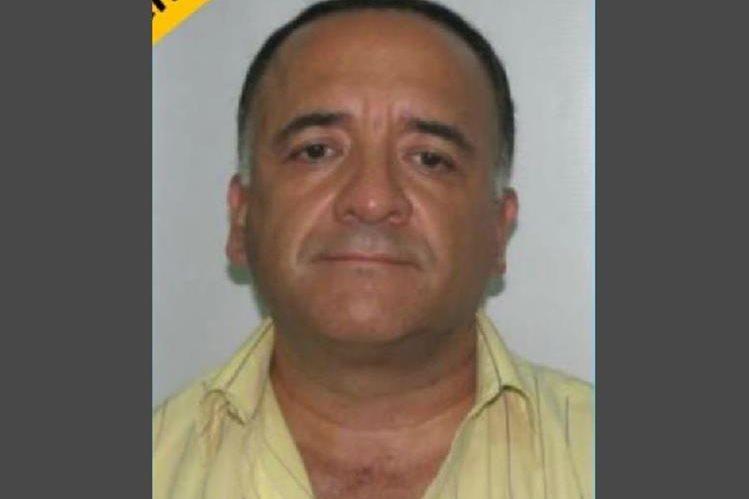 Roberto Eliud Juárez de la Roca fue arrestado en Panamá por estar acusado de integrar la banda los Topacio. (Foto Prensa Libre: Ministerio Público).
