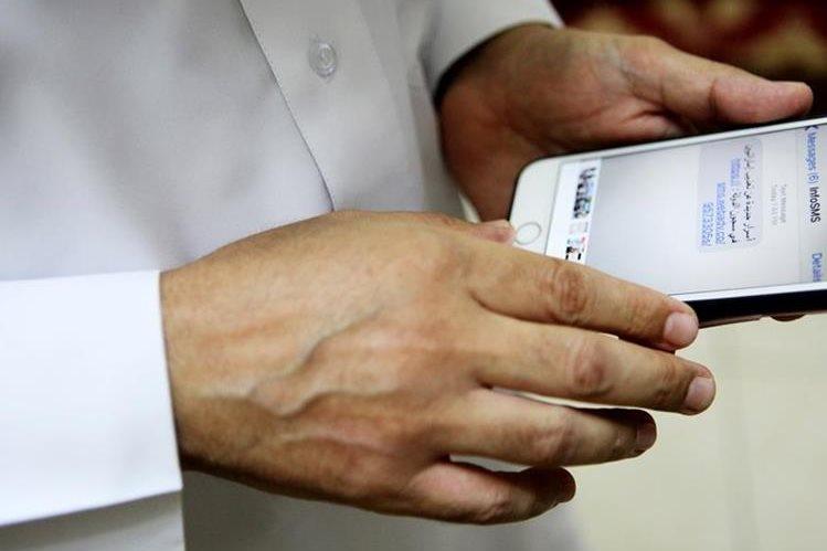 Apple emite actualización de seguridad para los iPhone. (Foto Prensa Libre: AP)