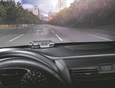 Tecnología permitirá recibir notificaciones del móvil en el vidrio delantero del carro.(Foto Prensa Libre: Hemeroteca PL).