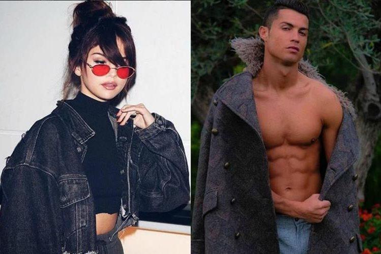 Selena Gómez y Cristiano Ronaldo son de los más seguidos. (Foto Prensa Libre: Instagram)