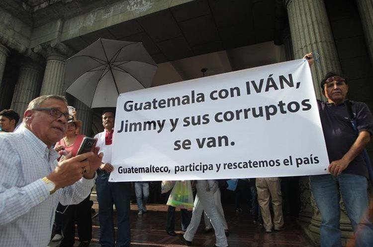 La mayoría de la población ha apoyado en redes sociales a Iván Velásquez, jefe de la Cicig.