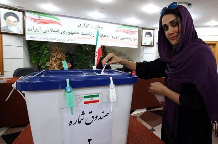 Hoy se decidirá en Irán al próximo presidente para un período de cinco años.