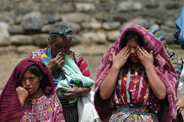 En Guatemala el 41 por ciento de la población es indígena, según último censo del Instituto Nacional de Estadística. (Foto Prensa Libre: EFE)