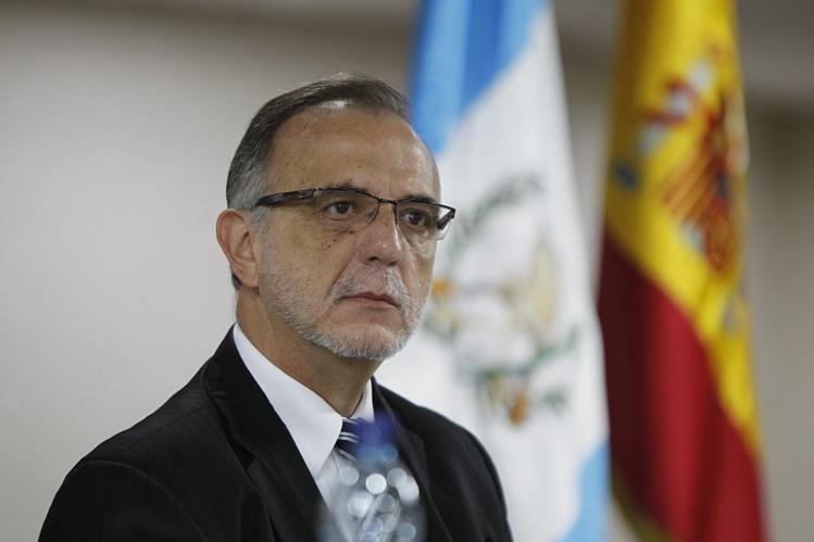 El colombiano Iván Velásquez fue nombrado por la ONU como jefe de la Cicig en septiembre del 2013. (Foto Prensa Libre: Hemeroteca PL)