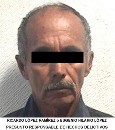 Medios mexicanos han difundido esta fotografía del presunto agresor. (Foto: El Excelsior).