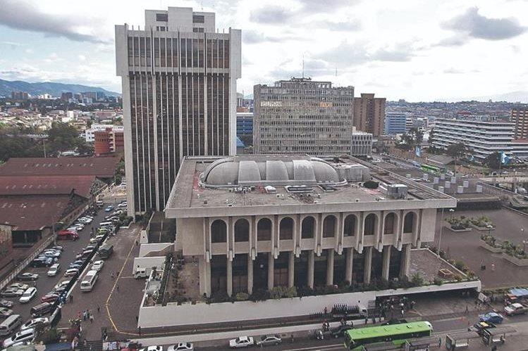 Los jueces del Organismo Judicial se unieron y conformaron el primer sindicato. (Foto Prensa Libre: Hemeroteca PL)