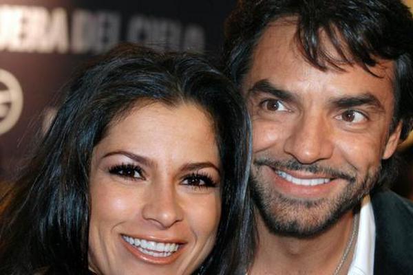 <p>Eugenio Derbez y Alessandra Rosaldo fueron padres de una niña.<br></p>