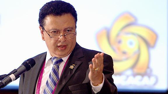 El hondureño Alfredo Hawit se declaró culpable de cuatro cargos por actos de corrupción en la Fifa. (Foto Prensa Libre: Hemeroteca)