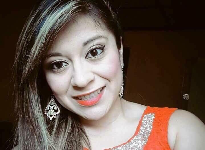 Lucecita trabajaba en una agencia bancaria, en Cobán, Alta Verapaz. (Foto Prensa Libre: Eduardo Sam Chun)