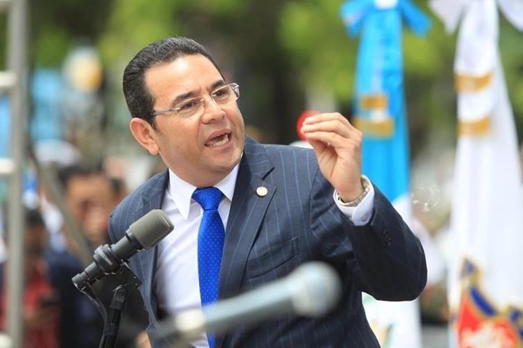 La descreditación de la Cicig ha sido una de las constantes en el gobierno de Jimmy Morales. (Foto: Hemeroteca PL)