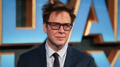 James Gunn, cineasta, fue despedido por Disney por unos tuits ofensivos de hace siete años (Foto Prensa Libre: AFP).