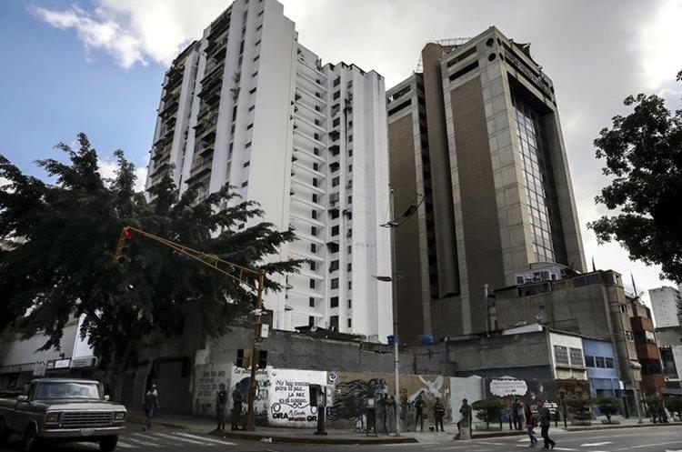 Asamblea Constituyente de Venezuela entregó el Ministerio Público al defensor del pueblo. (Foto Prensa Libre: EFE)