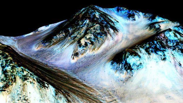 Si se confirma la teoría, se desvanecen las esperanzas de hallar vida orgánica en el planeta rojo. NASA