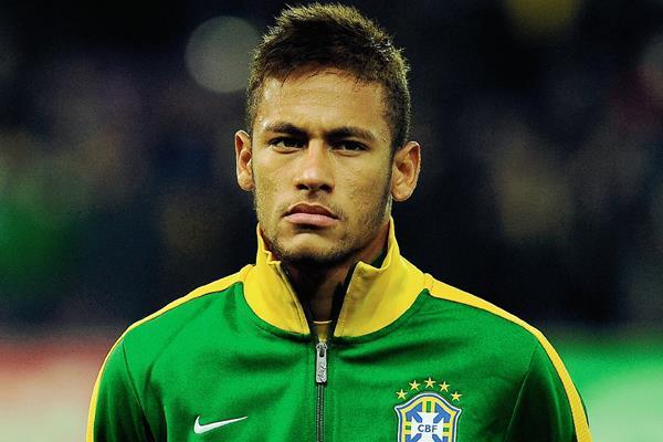 Neymar dejo la concentración de Brasil pues afirmó que sería muy doloroso entrenar si poder jugar. (Foto Prensa Libre: Hemeroteca PL)