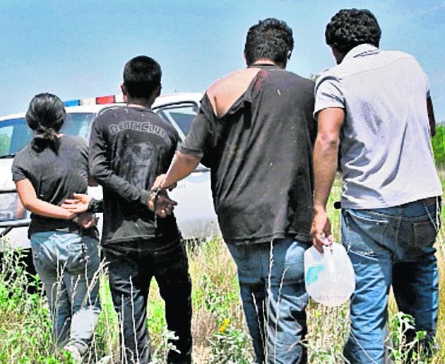 Medidas buscan frenar la inmigranción. (Foto: Hemeroteca PL)
