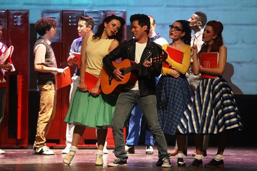 En escena estarán 28 actores nacionales. (Foto Prensa Libre: Álvaro Interiano)