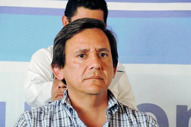 Antonio Ralda, diputado por Retalhuleu, renuncia del Partido Patriota. (Foto Prensa Libre: Tomada de Facebook)