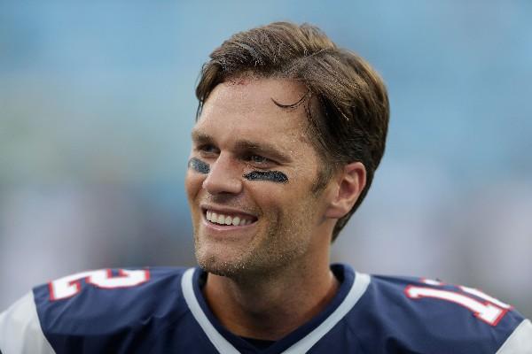 Tom Brady no podrá reincorporarse al plantel de jugadores en activo sino hasta el 3 de octubre. (Foto Prensa Libre: AFP)