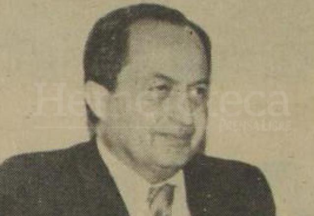 Licenciado Mario Dary Rivera en vida. (Foto: Hemeroteca PL)