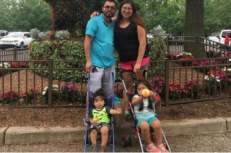 La guatemalteca Lilian Calderón llegó a EE.UU. cuando tenía tan solo 3 años, por lo que ahora, de ser deportada, su vida cambiaría drásticamente y perdería a su familia. (Foto Prensa Libre: Facebook)