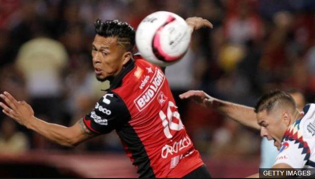 Michael Orozco es otro de los jugadores estadounidenses de origen mexicano que juega en Tijuana.