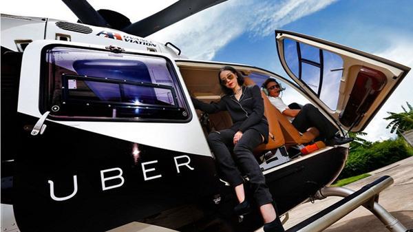 La compañía ofrecerá viajes en helicóptero a partir del 2025 en las ciudades donde están establecidos. (Foto Prensa Libre: www.mundotkm.com)
