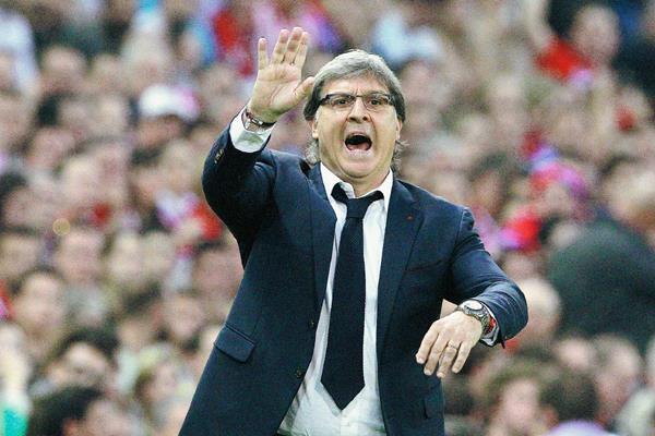 Gerardo Martino entrenador de la Selección de Argentina. (Foto Prensa Libre: Hemeroteca PL)