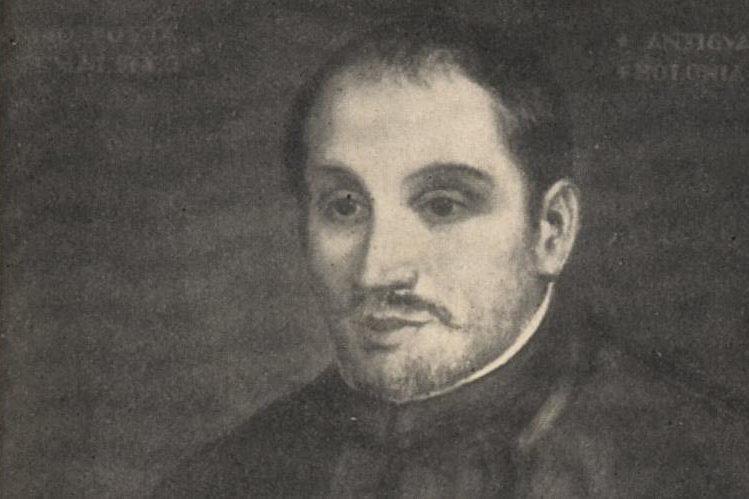 Retrato del poeta Rafael Landívar. (Foto: Hemeroteca PL)