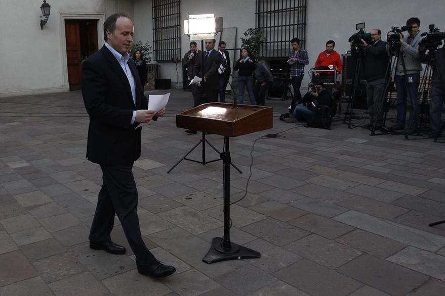Jorge Insunza, anunció el domingo último su renuncia al cargo. (Foto Prensa Libre:EFE).