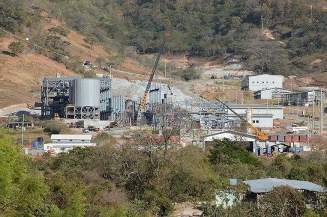 La mina San Rafael está ubicada en San Rafael las Flores, entre Santa Rosa y Mataquescuintla, Jalapa. Foto Prensa Libre: Hemeroteca PL.